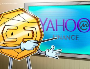 Yahoo Finance Adds CoinMarketCap's Crypto Prices to Its Website